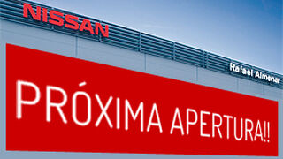Nissan Almenar abrirá un nuevo concesionario en Gandía