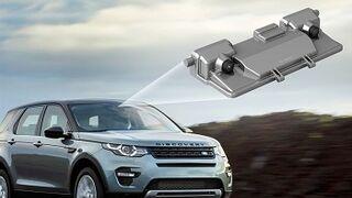 Bosch comienza a fabricar en serie la cámara de vídeo estéreo
