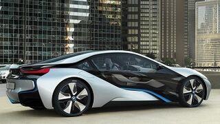 Continental aporta más de 50 componentes y sistemas al BMW i8