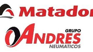Grupo Andrés ya ofrece carcasas de neumáticos de camión Matador