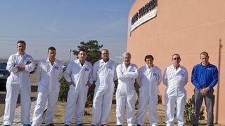 Pintores de Five Star, Identica y Repanet se forman en Centro Zaragoza