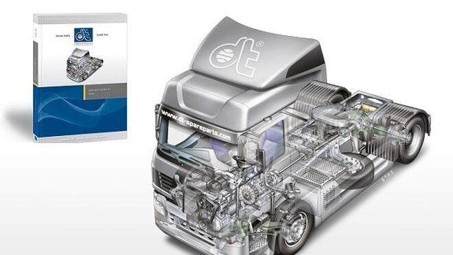 DT Spare Parts publica nuevo catálogo de recambios para Renault Trucks