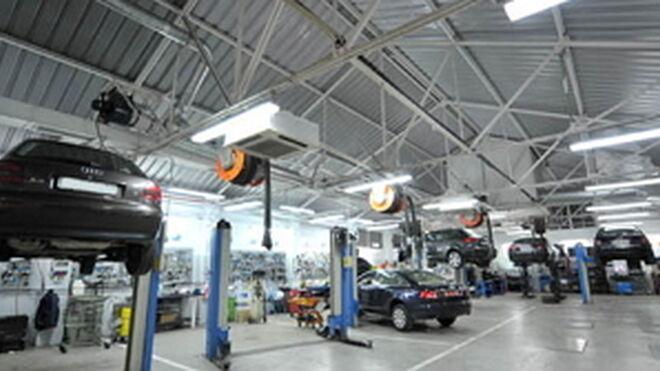 Audi Retail Madrid recibe la certificación 'Taller BEST OF 2014' en todos sus centros