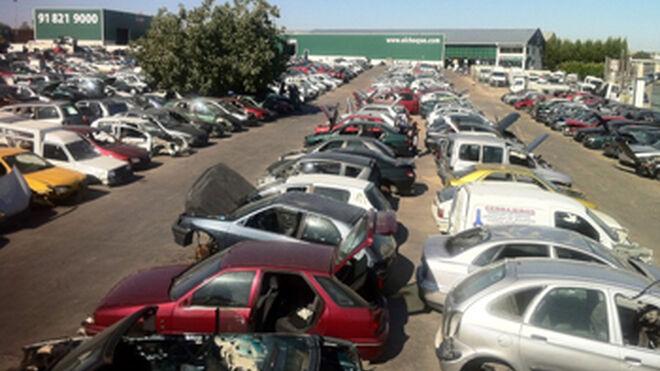 Las bajas de vehículos se incrementan entre el 35% y el 54% de cara a diciembre