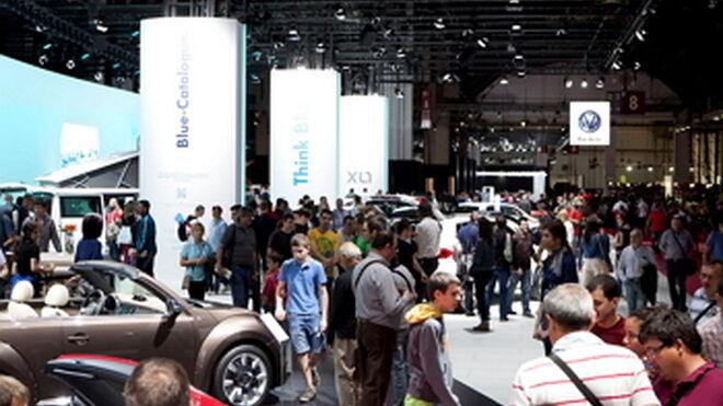 Las ventas del Salón de Barcelona crecen más del 30% frente a 2013