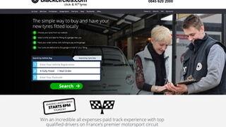 Michelin se hace con el líder en venta online de neumáticos del Reino Unido