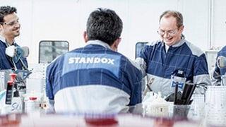 Standox recibe de nuevo el certificado ISO 9001:2008 de gestión de calidad
