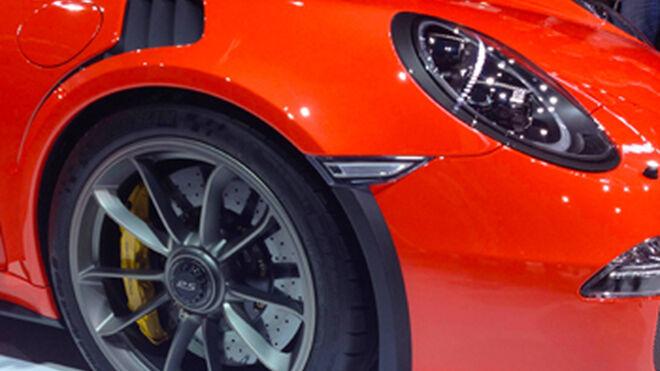 Michelin equipa con su PilotSport Cup 2 al Porsche 911 GT3 RS