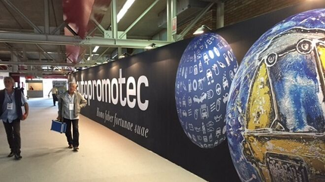 Autopromotec 2015 reúne a casi 1.600 expositores de 47 países