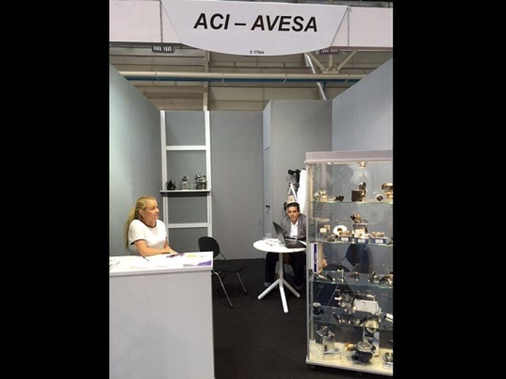 Aci-Avesa, presente con su oferta de turbocompresores.