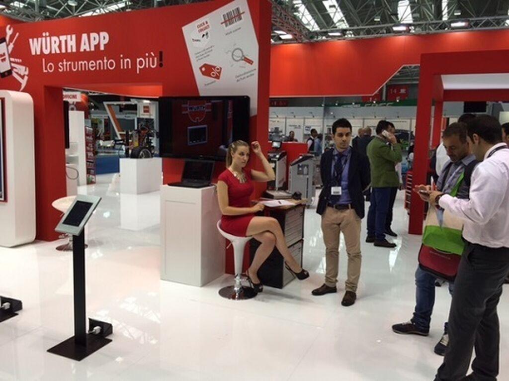 El uso de Apps, creciente en el sector de la posventa, de forma paralela al mayor protagonismo de los dispositivos móviles.