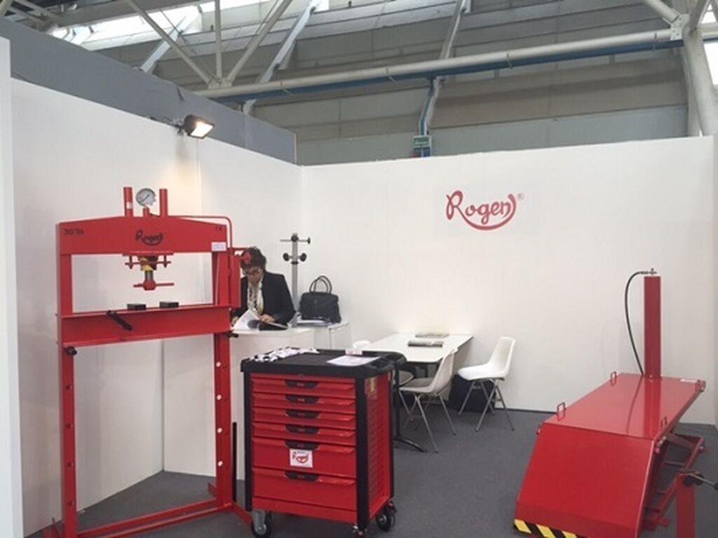 Industrias Rogen, con su oferta de maquinaria para taller.