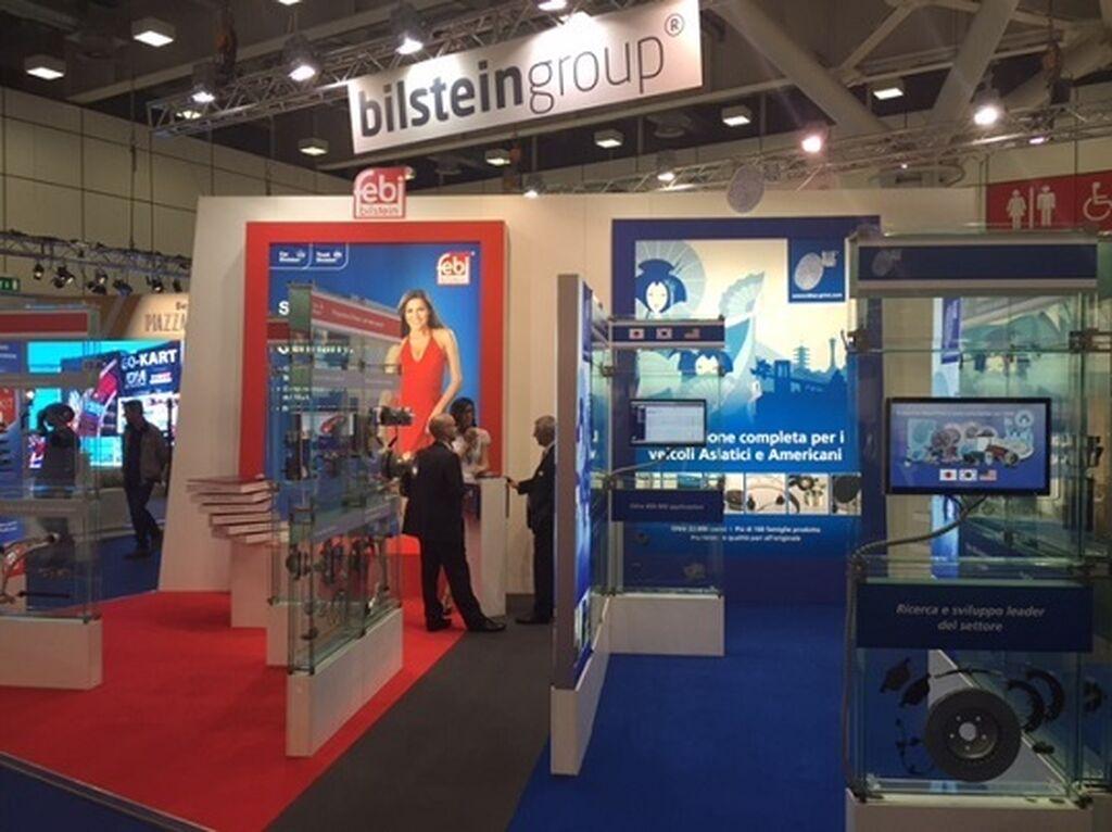 bilstein group, con sus marcas febi y Blue Print.