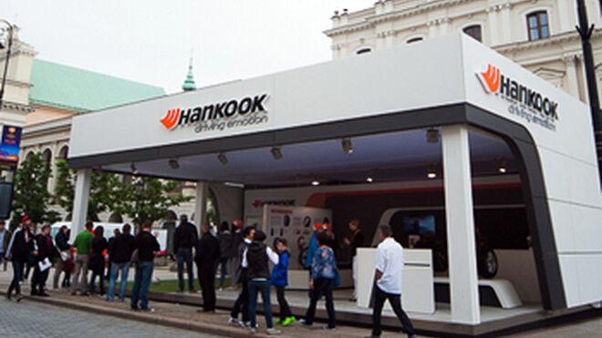 Hankook, protagonista de la final de la Europa League