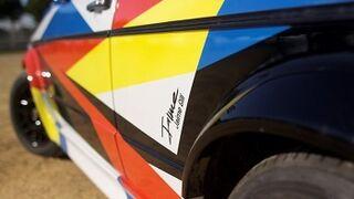 Pintar coches también puede ser una obra de arte