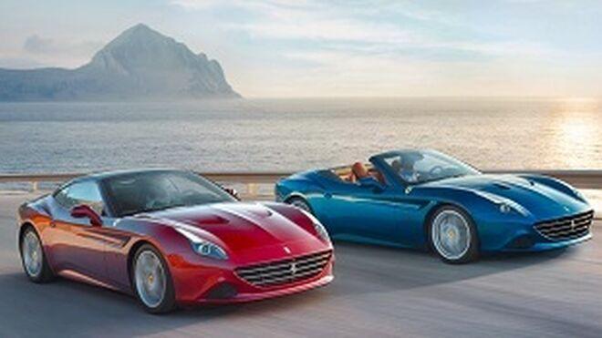 Bridgestone Potenza S007, en el nuevo Ferrari California T