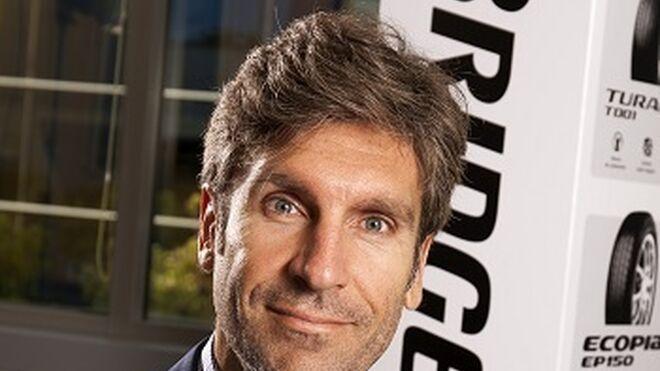 Fernando García, director de Ventas consumer de Bridgestone