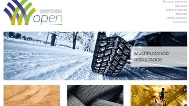 La web de Open ya está operativa
