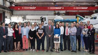 Axalta y Cesvimap clausuran su curso universitario para talleres