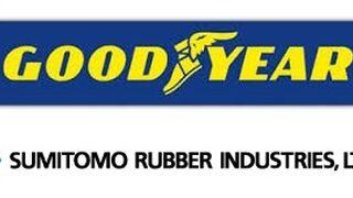 Goodyear y Sumitomo rompen su alianza internacional