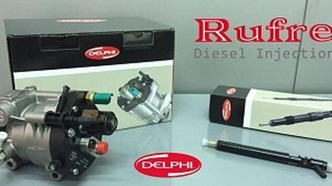 Rufre suministra producto reconstruido Delphi en embalaje original