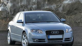 Sedán gris diésel con cambio manual, el VO más demandado