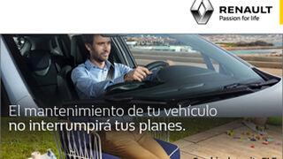 Talleres Renault cambian aceite y filtro por 65 euros