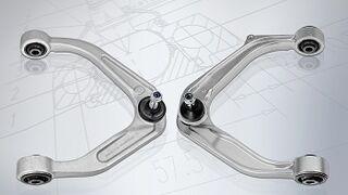 Nuevos brazos de suspensión Meyle-HD para cuatro modelos Alfa Romeo