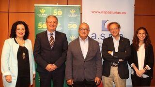 Caja Rural Asturias facilitará la financiación a los socios de Aspa