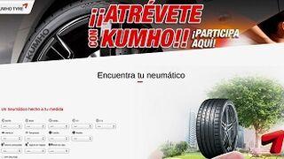 Kumho rediseña su web corporativa para el mercado español