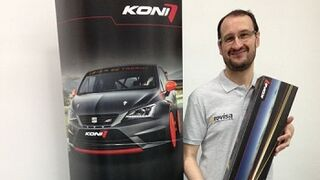 José Mª Barros se incorpora a Grovisa para potenciar la marca Koni