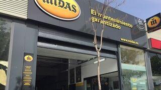 Midas inaugura en San Pedro de Alcántara su sexto taller en Málaga
