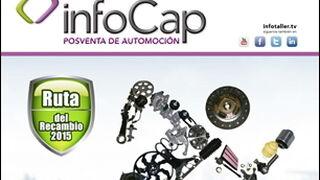 La versión digital de InfoCap Ruta del Recambio 2015, ya disponible