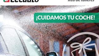 Lavados gratis en Talleres Cecauto por reparaciones de más de 100 €