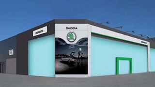 Dismoauto (Skoda) inaugura instalaciones en Málaga