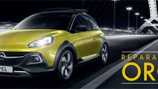 Huertas Auto consigue la distinción Reparador Oro 2015 de Opel