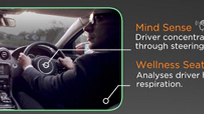 Jaguar Land Rover monitorizará las ondas cerebrales del conductor