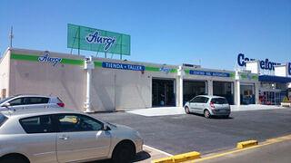 Aurgi abre un nuevo autocentro en Villanueva de la Serena (Badajoz)