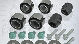 Nuevo kit de reparación de Meyle para estabilizadores de Mercedes Actros