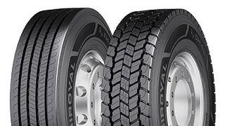 Uniroyal presenta una nueva gama de neumáticos para camión