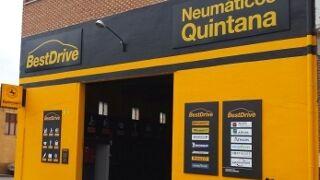 Neumáticos Quintana suma un nuevo punto de venta a BestDrive