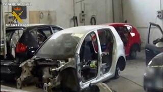 La Guardia Civil destapó 10 talleres ilegales en Albacete en 2014