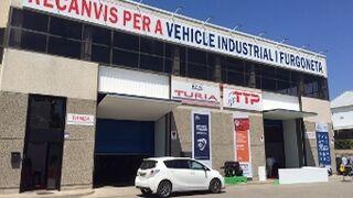 RS Turia enseña su delegación de Cataluña