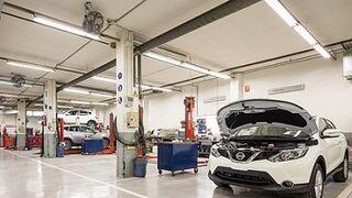 Uno de cada dos clientes que visita el taller en junio y julio es para revisar su coche