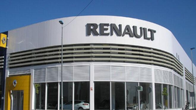Renault premia a Syrsa Automoción como experto en cero emisiones