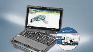 Bosch ESI[tronic] alcanza la versión 2.0, con más funciones