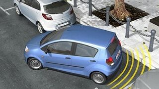 La asistencia al aparcamiento, en 1 de cada 3 vehículos matriculados en España