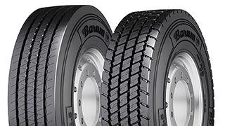 Barum lanza dos nuevos neumáticos de ejes de dirección y tracción