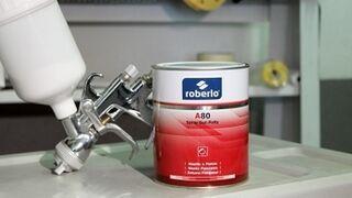 Roberlo introduce una nueva fórmula para su masilla a pistola A80