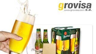 Grovisa regala un pack de cervezas por la compra de bujías Brisk